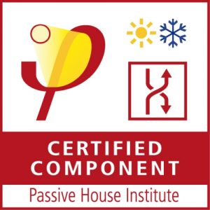 Certifikace Passive House Component