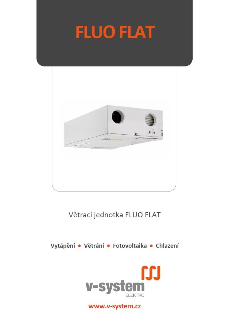 FLUO FLAT – návod