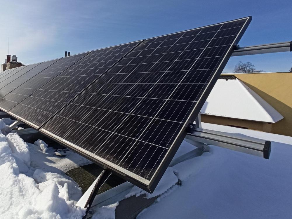fotovoltaika Benešov