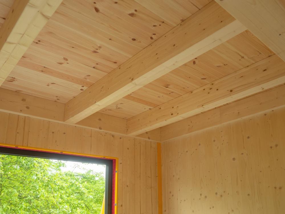 dřevostavba s rekuperací